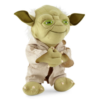 jcpenney.com | Disney® Yoda Pillow Buddy