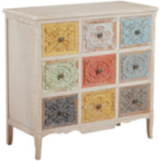 Whimsy 9-Drawer Storage Chest
