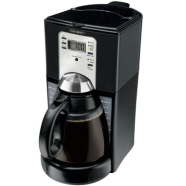 jcpenney.com | Mr. Coffee® 12-Cup Programmable Coffee Maker