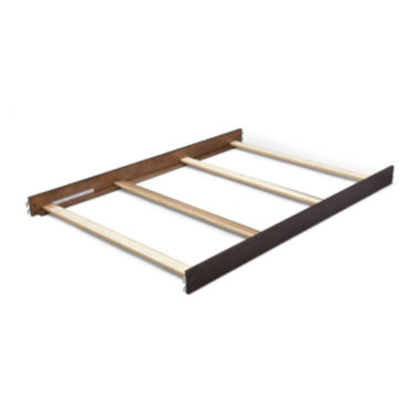 jcpenney.com | Simmons Kids® Full-Size Bed Rails - Vintage Espresso