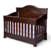 Simmons Kids® Hanover Park Crib 'N' More - Molasses