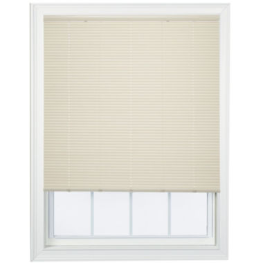 "jcpenney.com | JCPenney Home™ Cut-to-Width Cordless & Wandless 1"" Duplex Mini Blind"
