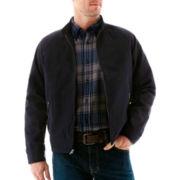 St. John's Bay® Nylon Waist Jacket