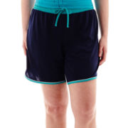 Made For Life™ Tricot Shorts - Plus