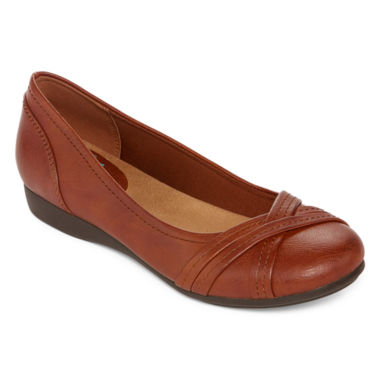 jcpenney.com | Yuu™ Genuine Slip-On Flats