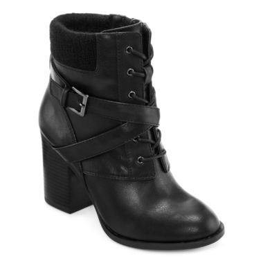 jcpenney.com | a.n.a® Radley Lace-Up Booties