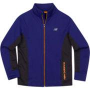 New Balance® Long-Sleeve Full-Zip Jacket - Preschool Boys 4-7