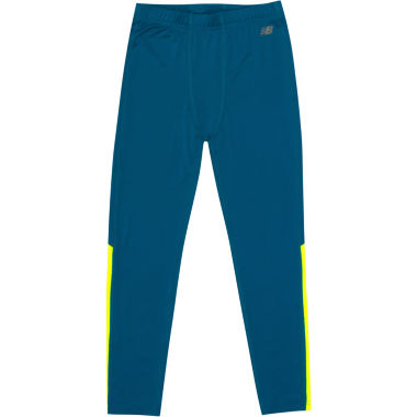 jcpenney.com | New Balance® Performance Running Tights - Preschool Boys 4-7