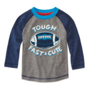 Arizona Long-Sleeve Graphic Shirt - Baby Boys 3m-24m