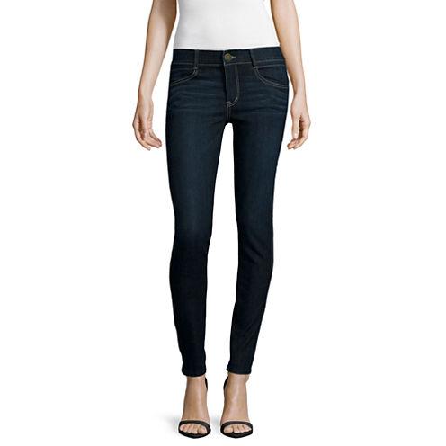 Rewind Techno Tuck Slimming Jeans