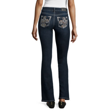 jcpenney.com | Soundgirl Destructed Bootcut Jeans