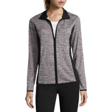 jcpenney.com | Made for Life™ Mesh Jacket - Petite