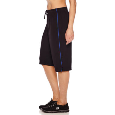 jcpenney.com | Made for Life™ Mesh Skimmer Shorts - Petite