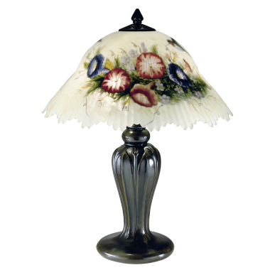 jcpenney.com | Dale Tiffany™ Hummingbird/Flower Table Lamp