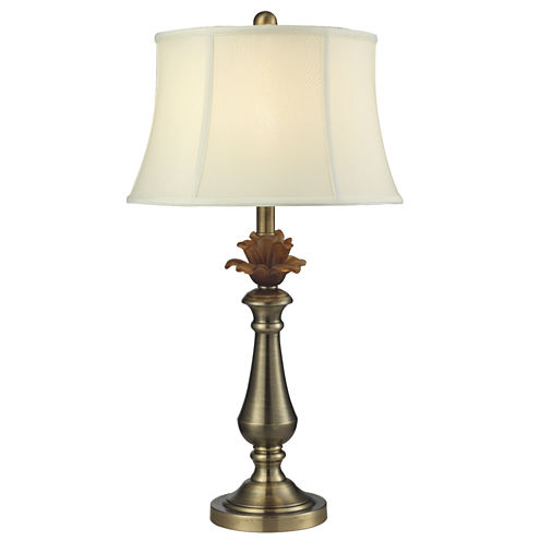 Dale Tiffany™ Amber Flower Table Lamp