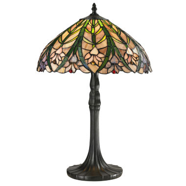 jcpenney.com | Dale Tiffany™ Cactus Bloom Table Lamp