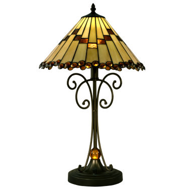 jcpenney.com | Dale Tiffany™ Jerome Table Lamp