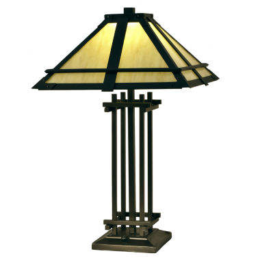 jcpenney.com | Dale Tiffany™ Henderson Mission Table Lamp