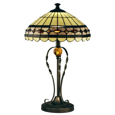 jcpenney.com | Dale Tiffany™  LED Bert Table Lamp