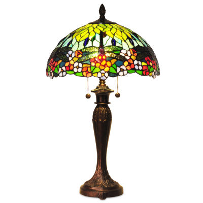 Dale Tiffany Lydia Table Lamp Color Multi Jcpenney
