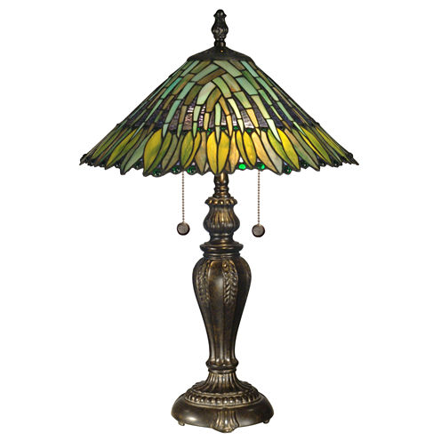 Dale Tiffany™ Leavesley Table Lamp