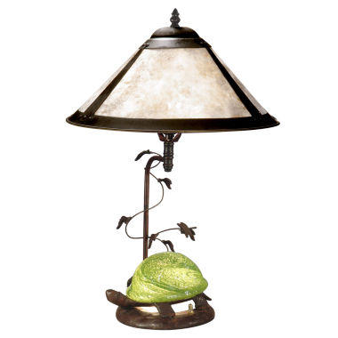 jcpenney.com | Dale Tiffany™ White Mica Table Lamp
