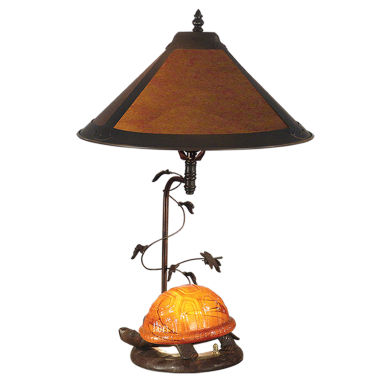 jcpenney.com | Dale Tiffany™ Mica Turtle Table Lamp