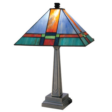 jcpenney.com | Dale Tiffany™ Tranquility Mission Table Lamp