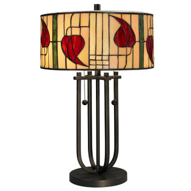 jcpenney.com | Dale Tiffany™ Macintosh Table Lamp