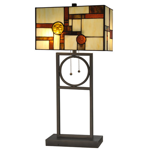 Dale Tiffany™ Boca Raton Table Lamp