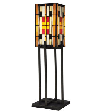 jcpenney.com | Dale Tiffany™ Isles of Eden Accent Lamp