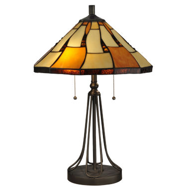 jcpenney.com | Dale Tiffany™ Nero Table Lamp