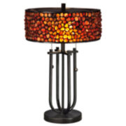 Dale Tiffany™ Pebble Stone Lamp