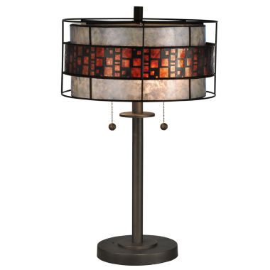 jcpenney.com | Dale Tiffany™ Cobblestone Table Lamp