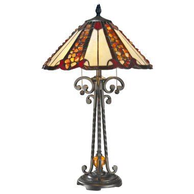 jcpenney.com | Dale Tiffany™ Flint River Table Lamp