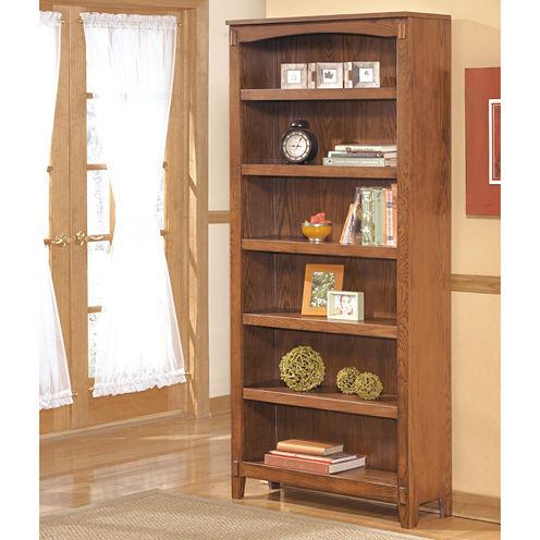 Signature Design by Ashley 5-Shelf Bookcase