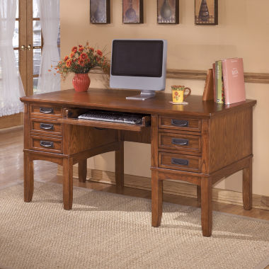 jcpenney.com | Signature Design by Ashley® Cross Island Storage Desk