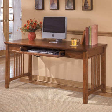 jcpenney.com | Signature Design by Ashley® Cross Island Large Desk