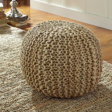 jcpenney.com | Signature Design by Ashley® Dilip Pouf