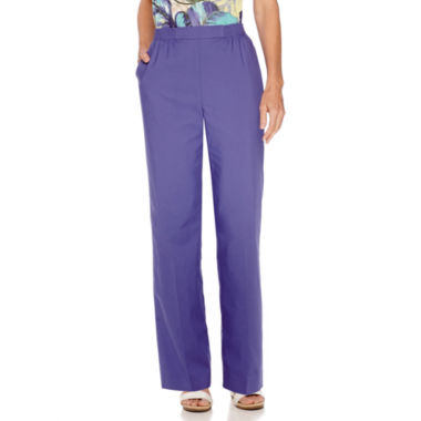 jcpenney.com | Alfred Dunner® Cyprus Pants