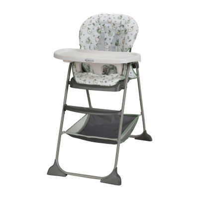 Graco Slim Snacker High Chair Color Gala Jcpenney