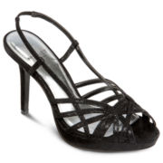 Monet® Christy Strappy Slingback Sandals