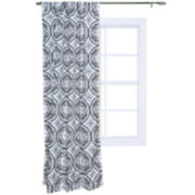 Trend Lab® Medallions Curtain Panel