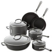 Simply Calphalon® 8-pc. Hard-Anodized Nonstick Cookware Set + BONUS