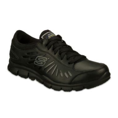 jcpenney.com | Skechers® Eldred Womens Work Shoes