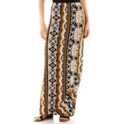 i jeans by Buffalo Print Knit Maxi Skirt