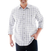 The Foundry Supply Co.™ Long-Sleeve Button-Front Shirt-Big & Tall