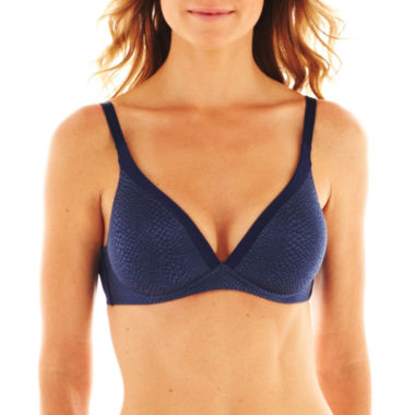 jcpenney.com | Warner's Back To Smooth Contour Lift Wireless Bra - 1375