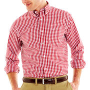 Dockers® No-Wrinkle Button-Front Shirt