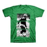 Bob Marley Soccer Tee